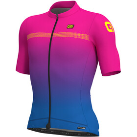 Alé Cycling PRS Fade Maillot manches courtes Homme, blue light-magen